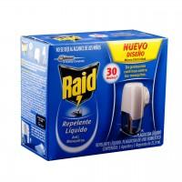 რაიდი კოღოს საწინააღმდეგო ელექტრო აპარატი სითხით 30 ღამე