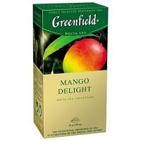 მწვანე ჩაი გრინფილდი მანგო 25ც