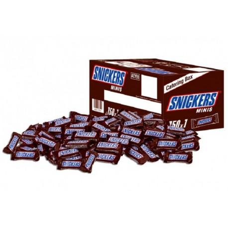 შოკოლადი Snickers Minis 1კგ