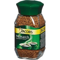 Soluble Coffe  Jacobs Monarch 190gr