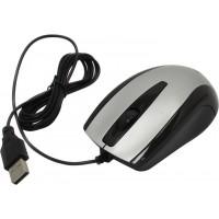მაუსი Optimum MM-140 USB Silver Defender კაბელიანი
