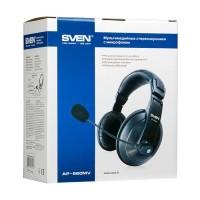 ყურსასმენი მიკროფონით SVEN AP-860MV