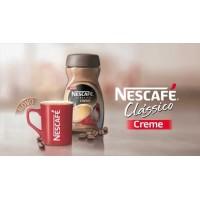 ყავა Nescafe Crema  70გრ