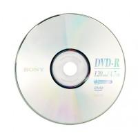 დისკი  DVD-R  SONY