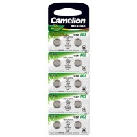ელემენტი ღილაკი  Camelion Alkaline AG2