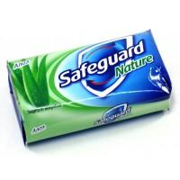 საპონი  Safeguard  90 გრ (ალოე)