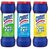 """სახეხი ფხვნილი ,,Comet"""" ლიმონი"""