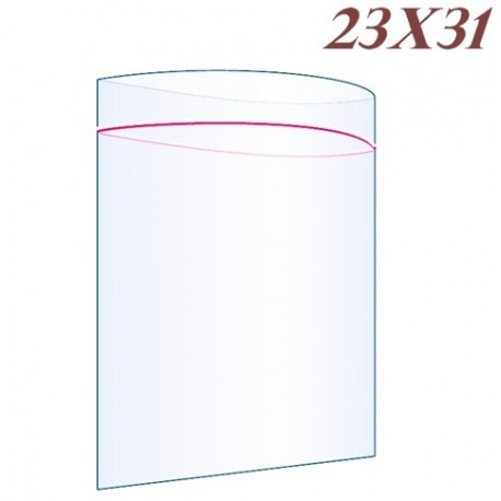 ჩამკეტი პარკი 23*31 zip (50ც)