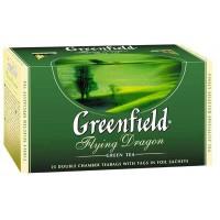 მწვანე ჩაი გრინფილდი 25ც