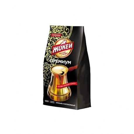 ყავა დაფქვილი ჟოკეი თურქული 100გრ