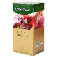 ჩაი შავი  Greenfield 25ც spring melody
