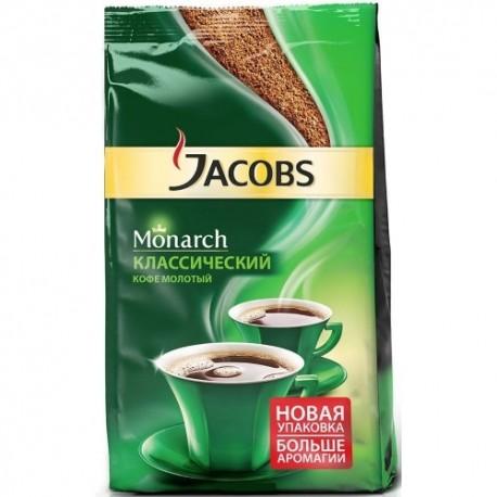ყავა დაფქული Jacobs Monarch 75გრ