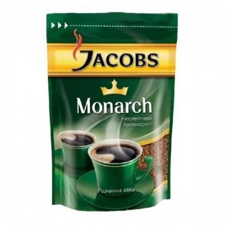 ყავა იაკობზ მონარქი 300გრ + 100გრ ხსნადი ყავა