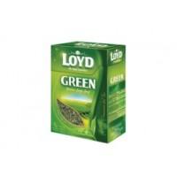 ჩაი ლოიდი დასაყენებელი მწვანე 80გრ 10ც