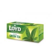 ჩაი ლოიდი მწვანე 20ც პაკეტები