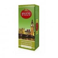 ჩაი ჰეილისი მწვანე  ერთჯერადი 25 პაკ.