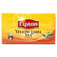 ჩაი ლიფტონი შავი 50ც